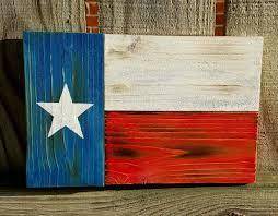 Texas Flag Chile Flag Texas Flag Wood Flag Mini Texas Wood Flag Wooden Flag Wood