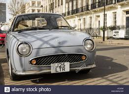 nissan figaro a lapis grey nissan figaro in gordon square bloomsbury london