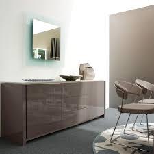 Buffet Modern Furniture by Mag Glass Modern Sideboard Calligaris