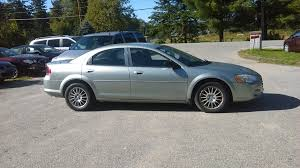 2006 chrysler sebring touring williston auto world