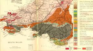 Map Of The South Geology Of Great Britain Introduction And Maps By Ian West