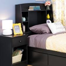 Bookcase Bed Frame Bookcase Headboards You U0027ll Love Wayfair