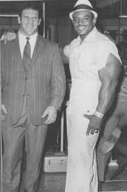 Bruno Sammartino Bench Press The Tight Tan Slacks Of Dezso Ban Sticking Points Timothy Seaver