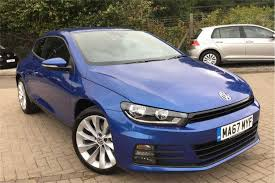 volkswagen scirocco 2017 used 2017 volkswagen scirocco 1 4 tsi bluemotion tech gt 3dr for