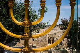 jerusalem menorah israel jerusalem menorah stock photo image of historic 69784308