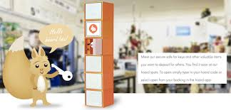 Secure Your Valuable Items With - share keys and other small items with hoard u0027s mini lockers