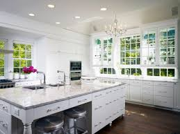 Traditional Kitchens With White Cabinets - open yet traditional kitchen stuart cohen and julie hacker hgtv