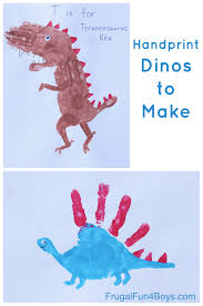 craft for kids handprint dinosaurs dinosaur crafts craft and