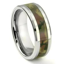 camo wedding rings for men wedding rings new mens wedding rings camo from every angle