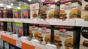 buy gift cards at costco and save a lot of money elsewhere