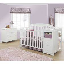Sorelle Tuscany 4 In 1 Convertible Crib And Changer Combo by Furniture Sorelle Cribs Fantastic Addition To Your Child Nursery