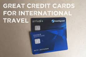 best credit card for travel images The ultimate guide to avoiding fees when traveling abroad jpg