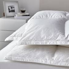 Hungarian Goose Down Duvet Sale Hungarian Goose Down Support Pillow Pillows The White Company Uk