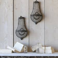 French Country Sconces French Country U0026 Shabby Chic Sconces For Your Home Lighting