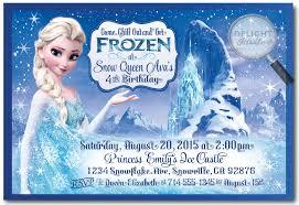 frozen birthday invitations u2013 gangcraft net