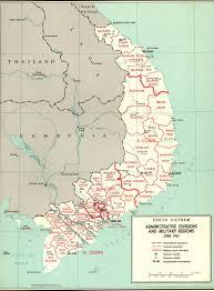 Map Of Camp Pendleton Vietnam Maps