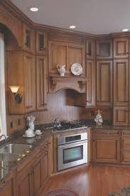 Interior Ideas For Homes Kitchen Fresh Clean Wood Kitchen Cabinets Interior Design For