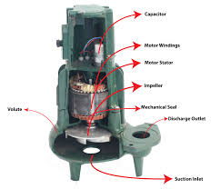 Little Giant Water Pumps How A Mechanical Seal Prevents Pump Leakage Pump Products