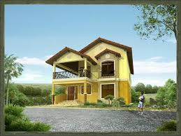 Home Designs Floor Plans In The Philippines Sapphire Dream Home Designs Of Lb Lapuz Architects U0026 Builders