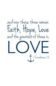 quotes faith hope love tattoo quotes