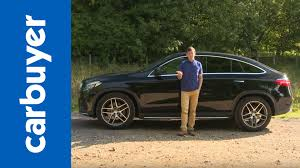 mercedes suv reviews mercedes gle coupe review carbuyer