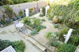 Modern Landscaping Ideas For Small Backyards by Small Garden Ideas On A Budget Home Design