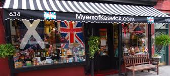 10 places to stock up on british goods in nyc anglophenia bbc the exterior of myers of keswick myers of keswick