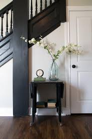 My Ugly Split Level Dining Room Stylized Side Table by Fixer Upper Tackling
