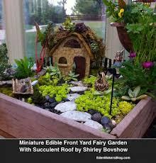 174 best mini fairy gardens images on pinterest fairies garden