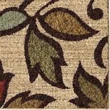 Orian Rugs Wild Weave 1608 5x8 Getty Bisque 5 U00273