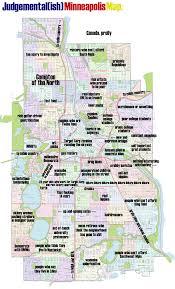Forum Map Interesting Map Of Minneapolis 2013 Suburbs Town Minneapolis
