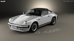 porsche classic speedster 360 view of porsche 911 speedster 911 1989 3d model hum3d store