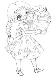 carrot cupcake chibi commission sketch by yampuff on deviantart