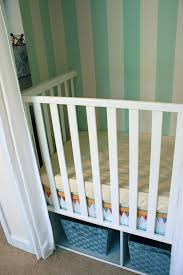 How To Convert A Crib To Toddler Bed by Dutch Cupboard Crib Okay A Crib Built In The Closet Live Free