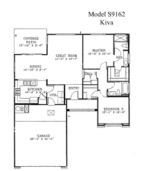 city grand kiva floor plan del webb sun city grand floor plan