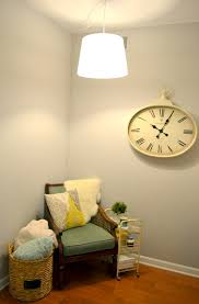 how to hang a swag light in a room with no ceiling boxes