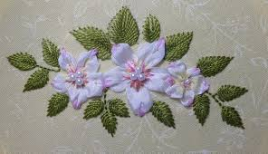 silk ribbon embroidery shawkl open registration icqc 105 silk ribbon embroidery and
