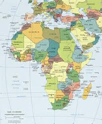 africa map deserts landforms of africa deserts of africa mountain ranges of africa