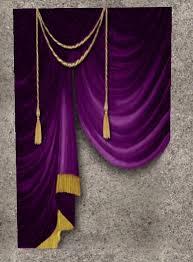 Purple Drapes Or Curtains Second Marketplace Nb Curtain Drapes 3 Purple