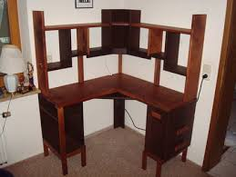 Corner Desks With Hutch Tomasz Corner Desk W Hutch By Michael Lumberjocks