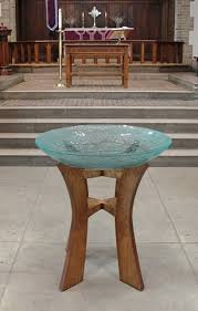 baptismal basin elisa berry fonseca baptismal font church furniture