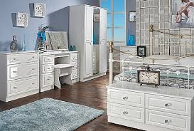 White High Gloss Bedroom Range Welcome Furniture - White high gloss bedroom furniture set