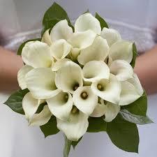 calla bouquets calla lilies bouquets for weddings casadebormela