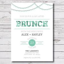 wedding brunch invitation wording day after morning after wedding brunch invitations yourweek 5f8657eca25e