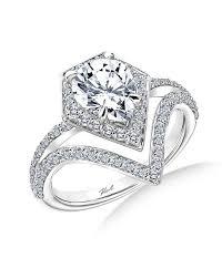 unique engagment rings unique engagement rings 2017 wedding ideas magazine weddings