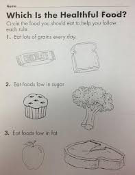 all worksheets grade 3 healthy eating worksheets printable