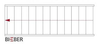 platzbedarf treppe lexikon treppengrundrisse tischlerei treppenbau gunter bieber