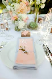 table mariage comment décorer le centre de table mariage
