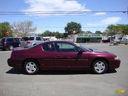lexus es300 brisbane berry red metallic 2004 chevrolet monte carlo ss exterior photo