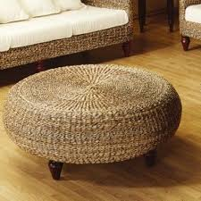 round wicker end table cool round wicker coffee table ottoman 64 about remodel minimalist